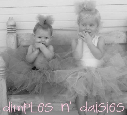 dimples n' daisies