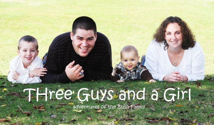 Three Guys and a Girl