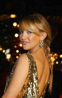 Kate Hudson in Bulgari Earrings