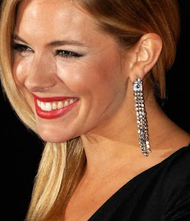 Sienna Miller Chopard Diamonds