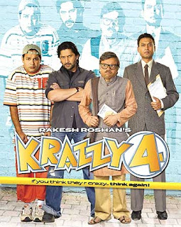 Krazzy 4 (2008) - Hindi Movie