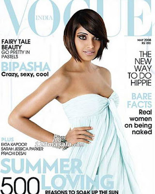 Bipasha Basu,Vogue Magazine