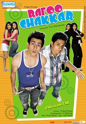 Rafoo Chakkar - Fun on the Run, Aslam Khan, Nauheed Cyrusi, Shakti Kapoor, Sadashiv Amrapurkar, Tinu Anand, Archana Puran Singh, Meeta Vasisht, Yudisthar, Nisha Rawal, Anant Mahadevan