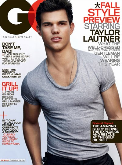 2010 Fall Fashion Preview on Taylor Lautner  Gq Fall Preview 2010   Taylor Lautner   Zimbio