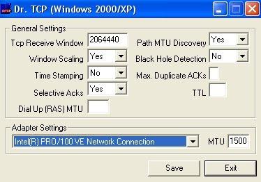 Make your internet faster(new tweaks) (DSL,Broadband etc) DrTCP