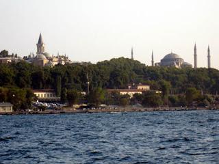 Estambul Topkapi Mezquita