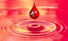 نقطة من دم يسوع