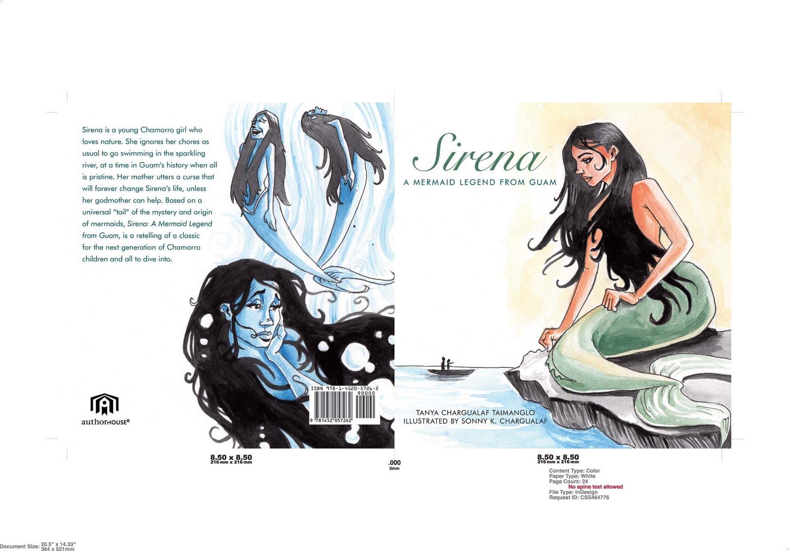 Mermaid Sirena Sirena a Mermaid Legend From