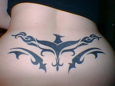 Lower Back Tattoo Designs For Women