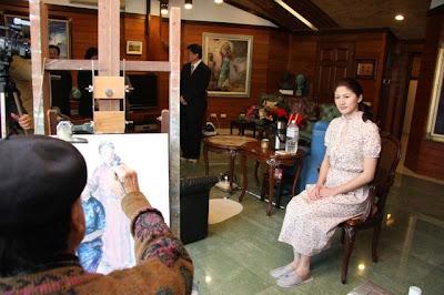 安平小姐 陳涵妮 - 安平追想曲女主角金小姐 陳涵妮