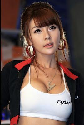 最美車模 李智友