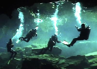 世界11大海底墳墓