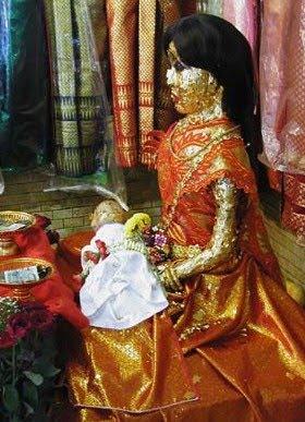 曼谷鬼妻廟 幽魂娜娜的家