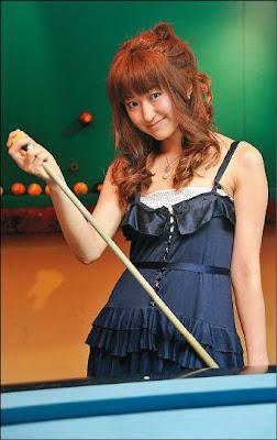 撞球正妹 江邊香織 - 日本第一撞球正妹 江邊香織