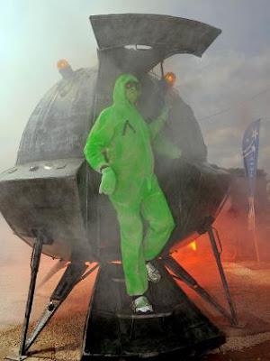 法國 外星人機場 - 法國ARES 外星人機場