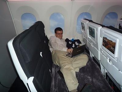 擁抱艙 - 擁抱艙 Sky couch