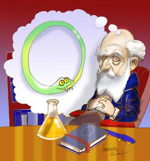 科學史上4個著名的夢