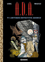 ADA tome 1 - Paquet