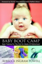 DEVOTIONALS FOR NEW MOMS: BABY BOOT CAMP