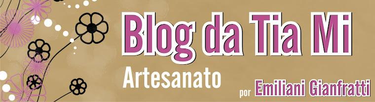 Blog da Tia Mi!