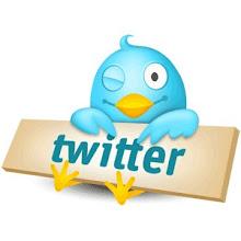 Aos twitteros...