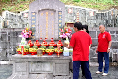 Wang's Tomb in Tsao Twun, Taiwan