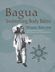 Bagua Swimming Body Palms by Wang Shujin