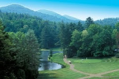 Golf in the beautiful settings of the North Carolina Mountains