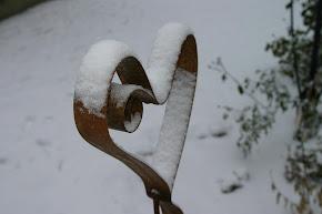 Nu är det vinter