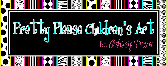Pretty Please Children's Art