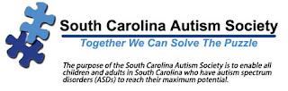 logo of South Carolina Autism Society
