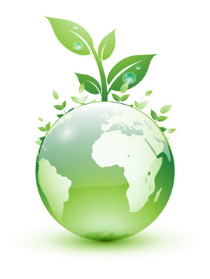 green earth clipart