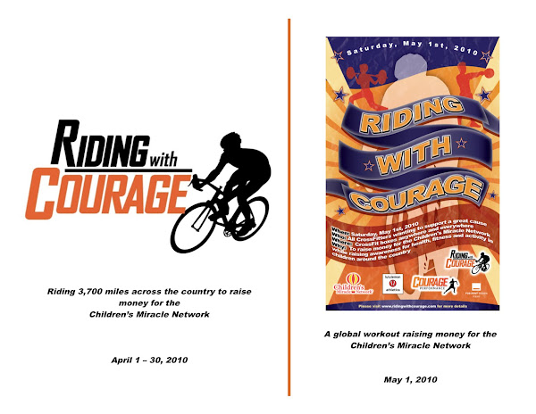 Riding With Courage