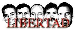 libertad para los cinco hermanos cubanos