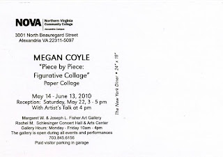 Piece by Piece: Figurative Collage by Megan Coyle