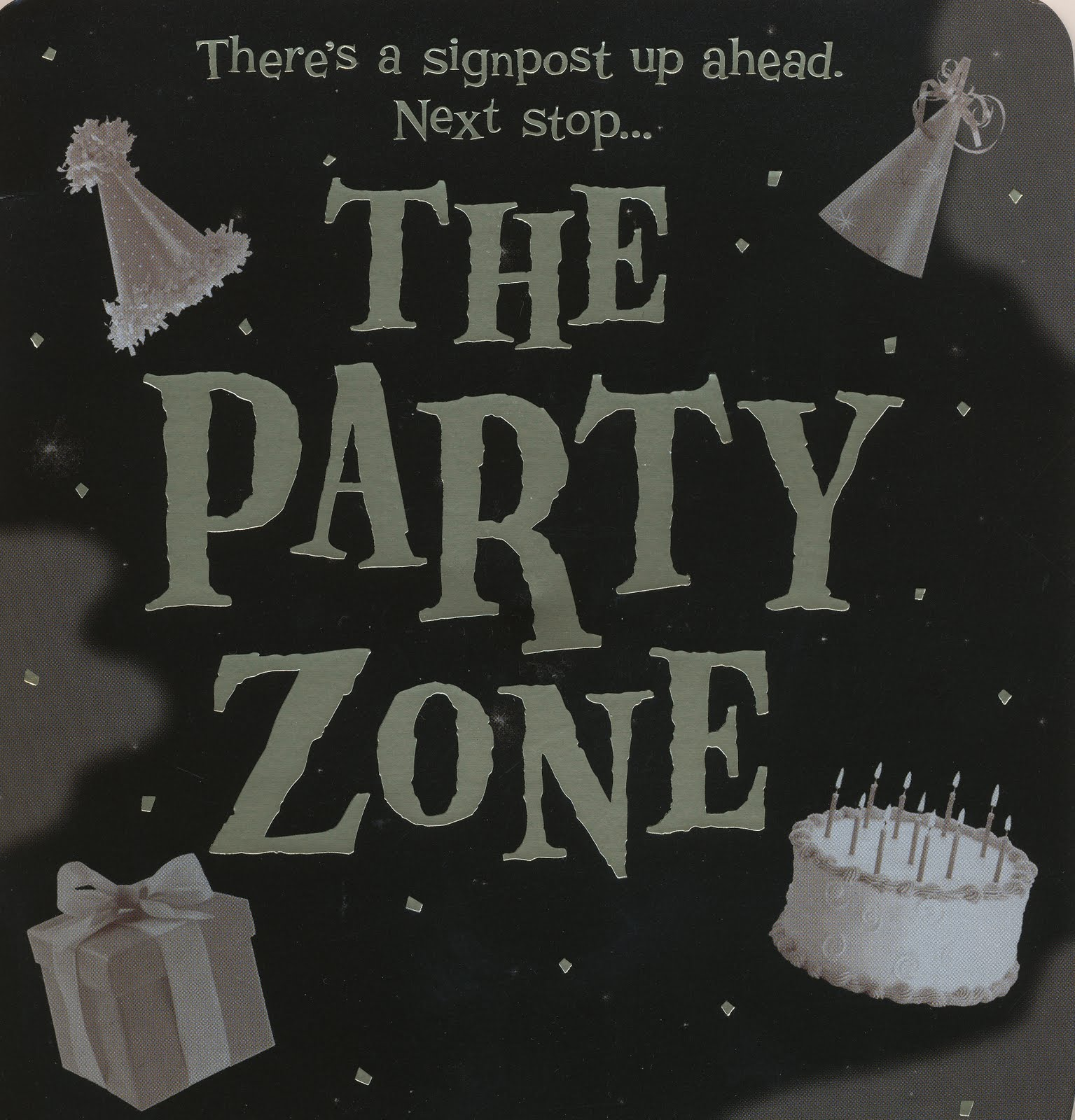 My Life in the Shadow of The Twilight Zone TZ Spotlight American – Twilight Birthday Card