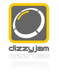 Dizzyjam logo
