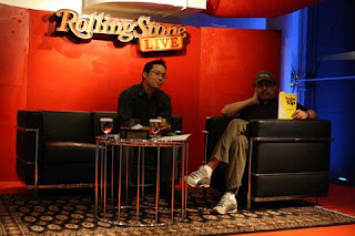 Sharing @ Rolling Stone HeadQuarter