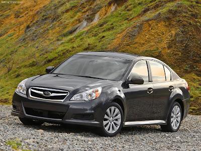 2010 Subaru Impreza 2.5 GT