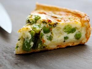 Cocina francesa para todos quiche de br coli for Verduras francesas