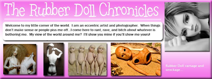 The Rubber Doll Chronicles
