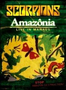 DVD Scorpions