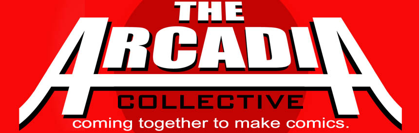 The Arcadia Comics Collective