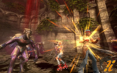 x blades pc game free download
