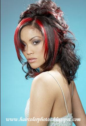 Hair Color For Dark Skin Women. dark skin women,hair color
