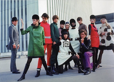 Mods Fashion  on Shows The Breakthrough Mod Culture And Fashion Had At That Time In A
