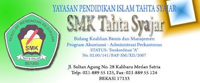 SMK Tahta Syajar