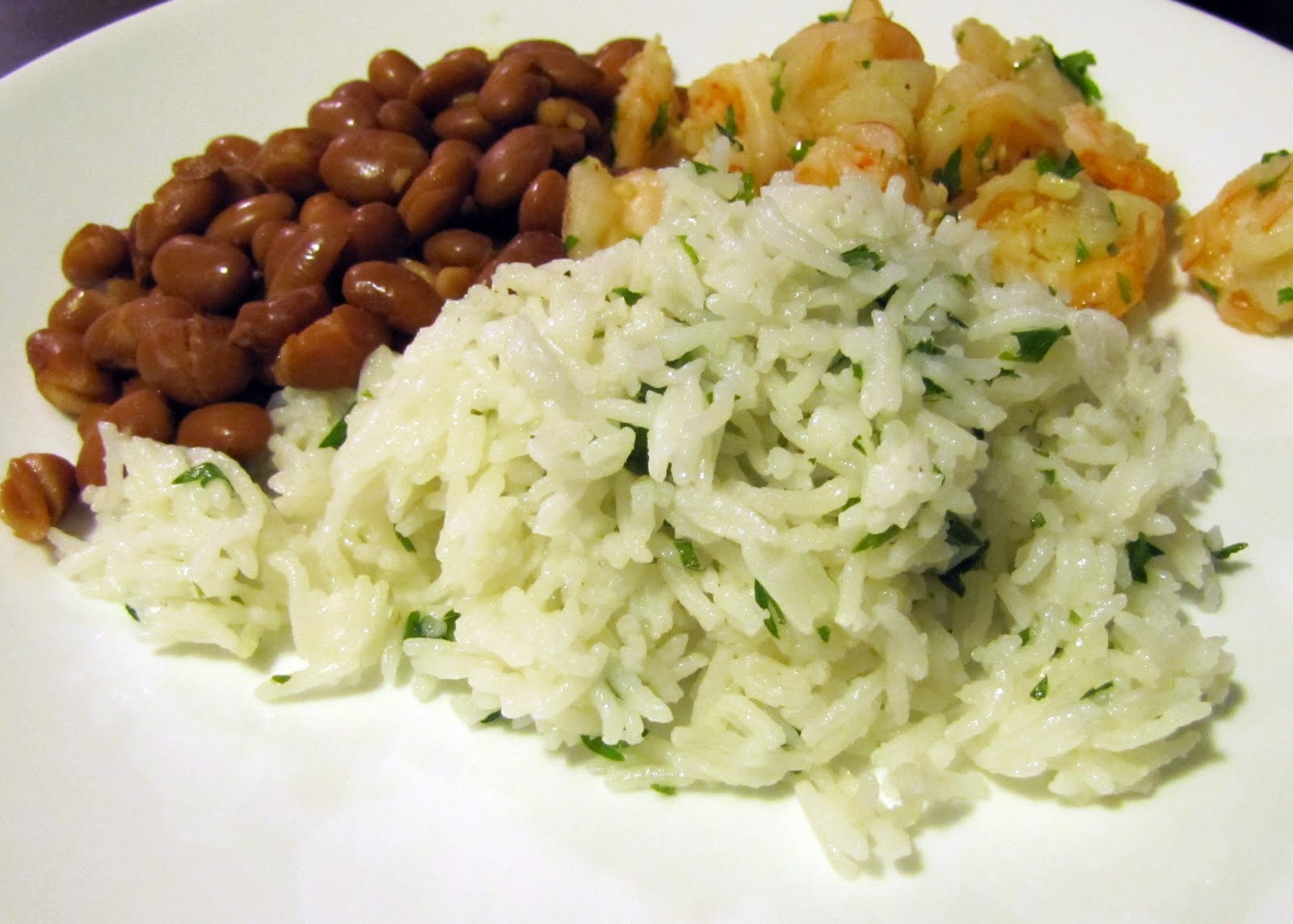 Cilantro Lime Rice Recipe — Dishmaps