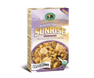 Vanilla broccoli review natures path crunchy vanilla sunrise cereal i buy it occasionally because i enjoy cereal and yogurt but sometimes it gets stale before i finish it ccuart Images