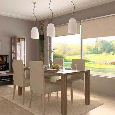 Mobili casa arredamento tavoli da cucina per ogni occasione - Mesa salon comedor ...